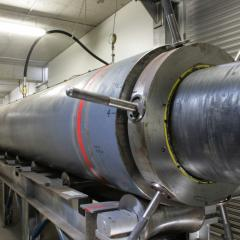New shock tunnel making waves in hypersonic testing