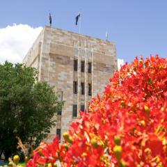 Forgan Smith Building at UQ